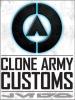 Clone Army Customs 75×100