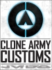 Clone Army Customs 75×100